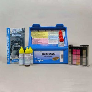 Swimmng Pool Test Kits and Test Strips